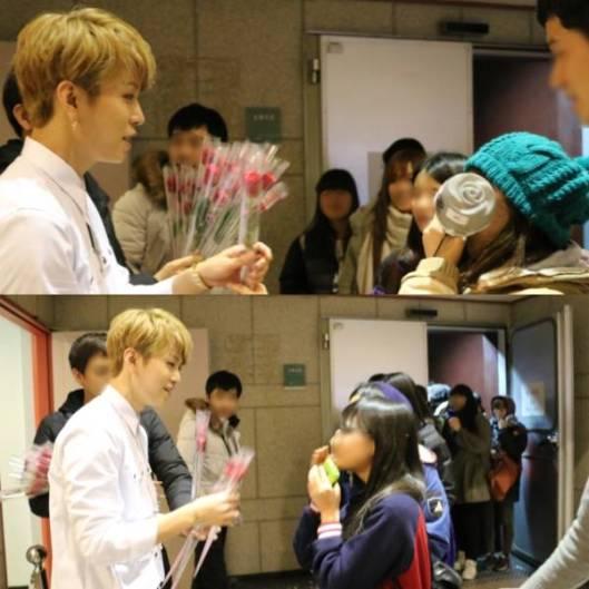 131215_Junhyung_fleur_fans_Inkigayo