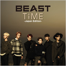 BEAST Time japanese edition